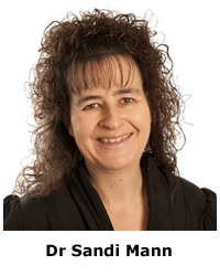 Dr Sandi Mann