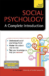 Teach Yourself Social Psychology